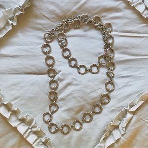NEVER WORN Chain Belt